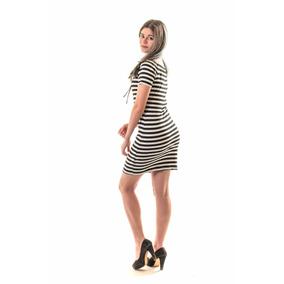 Vestidos Mujer Modal Ajustado Corto Octanos - Liza
