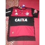 Camisa Flamengo Principal - Lançamento - Torcedor Nova