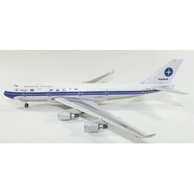 Boeing 747-400 Varig Pp-vpi Polished 1/400 Phoenix Models