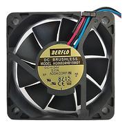 Cooler Micro Ventilador 60x60x15mm 24v 60x60x15 Rolamento Duplo