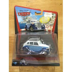 Disney Pixar Cars 2 The Queen La Reina Deluxe # 10