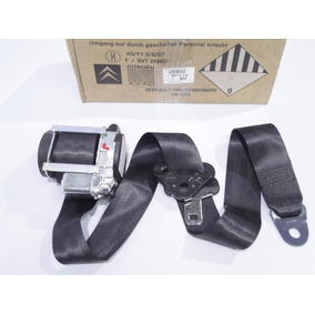 Cinto Segurança Direito Com Espoleta Airbag Xsara Picasso