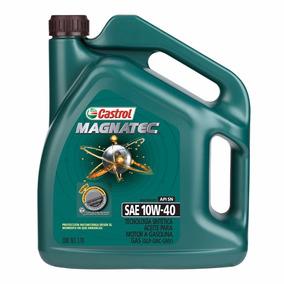 Aceite Semisintetico Castrol Magnatec 10w40 4 Litros - Nolin