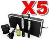 5 Pak Cigarro Electronico Pak Doble Cigarro Ego4 Ce4 Chilecl