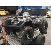 Suzuki Kingquad 750cc 2014