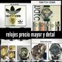 Venta De Relojes Buen Precio Mayor Y Detal