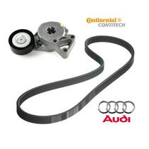 Kit Correia Alternador + Tensor Audi A3 1.8/1.8t 20v 97/06