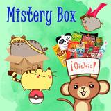 Caja Sorpresa De Dulces Japoneses (12pza) + Regalo Sorpresa