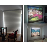 Cortinas Y Persianas Enrollables,blackout,sheer,panel Japone