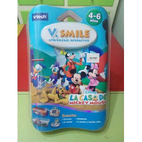 Catucho V Smile Vtech La Casa De Mickey Mouse