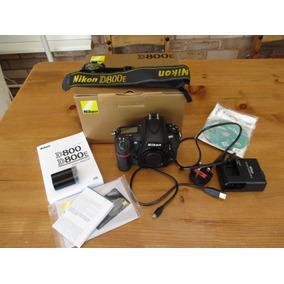 Nikon D800 36.3mp Cámara Réflex Digital - Negro (solo El Cue