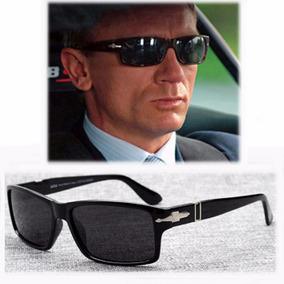 Lentes De Sol James Bond Polarizados Gafa Italiano Conducir