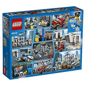 Lego City 60141 Delegacia Esquadra De Policia
