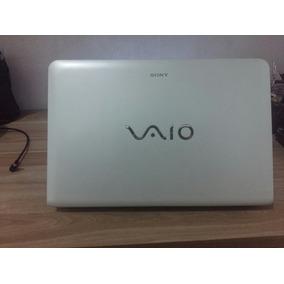 Notebook Sony Vaio - Sve151g11l Intel I5, 6gb Ram W10