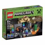 Minecraft Lego Original - 21119- El Calabozo -jesus Maria