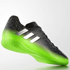 Chuteira Adidas Futsal Messi F5 Indoor - Chuteiras para Adultos no ... 12b2c6b26f3f4