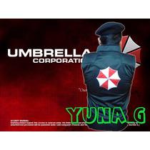 Arg Increible Chaleco Umbrella Cosplay Resident Evil Talla