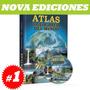 Atlas Y Geografia Del Mundo 1 Tomo + Cd, Lexus