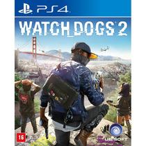Jogo Watch Dogs 2 - Ps4