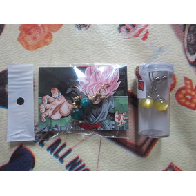 Aritos Aros Fusion Dragon Ball Z Pothala Vegetto-goku Black