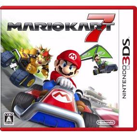 Mario Kart 7 Para Nintendo 3ds Disco Fisico Nuevo Sellado
