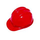 32666525ece7d Capacete Com Aba Frontal Vermelho Kcc no Mercado Livre Brasil