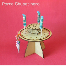 Chupetinero Candy Bar - Fibrofacil - Golosinas