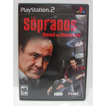 The Sopranos Road To Respect - Play 2 Original Completo