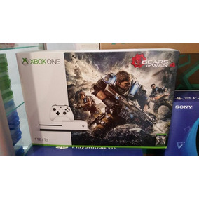 Xbox One S 1tb Gears Of War 4