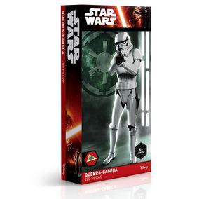Quebra-cabeça Star Wars - Stormtrooper - 200 Peças - Toyst