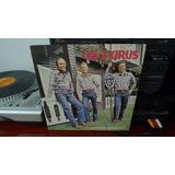 Lp Os Três Xirus - Cantando Em Alemão - 1986