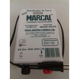 Eletrificador De Cerca Elétrica Marcal Modelo Ecm-l35