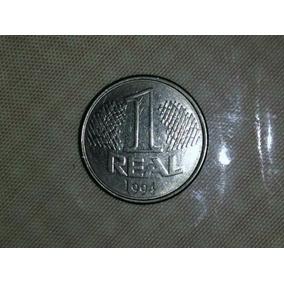 Moeda 1 Real - 1994