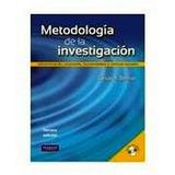 Libro Metodologia De La Investigacion 3 Edicion Bernal / 2