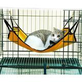 Suministro Mascota Cama Suave Polar Gato Hamaca 64 57 Cm