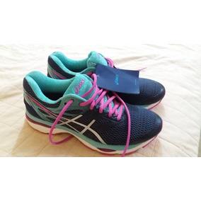 9efa73820b5 Circa Para Damas Azules - Zapatos Asics de Mujer en Mercado Libre ...