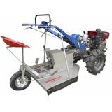 Aparador De Grama Para Micro-trator A Diesel Maquinafort