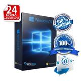 Windows 10 Pro Chave Key Licença Original Nf Envio Na Hora