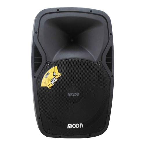 Parlante Moon Audio STONE15A portátil con bluetooth negro 220V