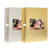 Album 13x18 100 Fotos Metalizado Vertigo Microcentro Lelab