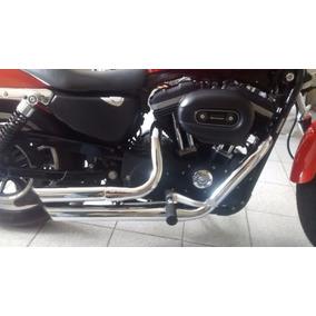 Escapamento Shorts Short Harley Iron Sportster Hd 883