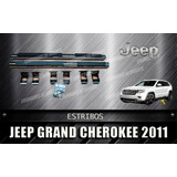 Estribos Grand Cherokee 2011 A La 2014
