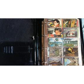 Coleção Cartões Telefônicos - Mais De 1350 - Grátis Brinde