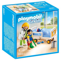 Playmobil Doctor Set Juego Niños