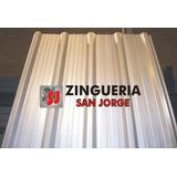 Chapas Trapezoidal Cincalum C25 - Zingueria San Jorge
