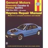 Reparacion Chevrolet Cavalier Sonfire Y Pontiac Gm En Ingles