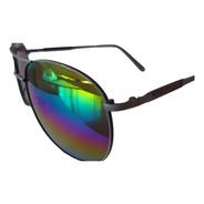 Óculos Aviador Espelhado Original Uv400 Com Nota Fiscal