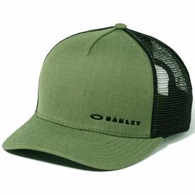 Gorra Oakley Militar Talla Ajustable Broche Trucker Original
