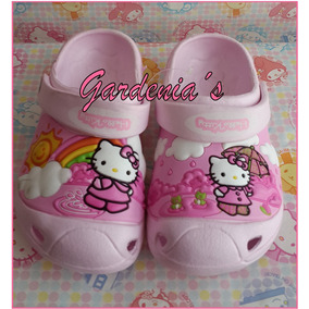 Crocs De Hello Kitty