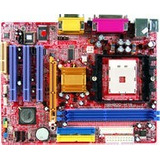 Motherboard Biostar K8m800 + Athlon 3200(754)